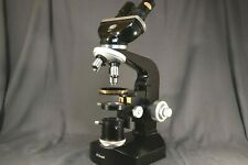 Vintage Nippon Nikon Scientific Stereo Microscope Bino View Microscope AS IS