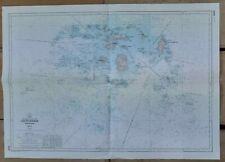 Carte marine des  Îles de GLENAN - Partie Sud -  N°6648