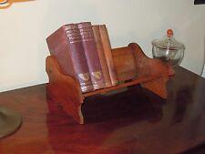 Schöner antiker Bücherständer CD Ständer Eiche  England ca. 1930  ausziehbar