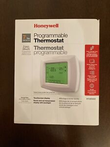 Honeywell RTH8500D 7-Day Touchscreen Programmable Thermostat RTH8500D