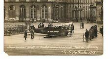 RPPC For Captured WWI German Plane 1918