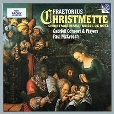 PAUL/GABRIELI CONSORT MCCREESH - CHRISTMETTE CD NEU
