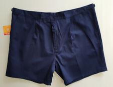 BNWT Mens Sz 132S Navy Blue Hard Yakka Utility Work Shorts Style Y05501 UPF 50+