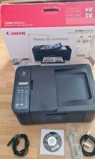 Canon PIXMA TR4550 Tintenstrahl-Multifunktionsdrucker - Schwarz in OVP