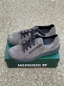 Mephisto Vally Graphite Velsport Sneaker Women's Size US 9.5 / EU 39.5