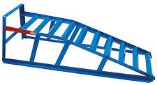 Stahl Auffahrrampe PKW Auto Rampe Auffahrschiene Fahrzeugrampe Unterstellbock