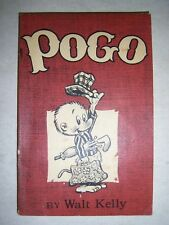 POGO by Walt KELLY 1951, 1st printing of 1st book, comic strip, Simon & Schuster