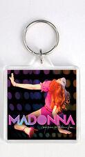 MADONNA - CONFESSIONS ON A DANCE FLOOR LP COVER KEYRING LLAVERO