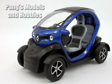 Renault Twizy 1/18 Scale Diecast Model Car by Kinsfun - BLUE