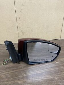 2015 2016 2017 2018  Ford Focus Mirror Right (passenger Side) Ruby Red 559 .