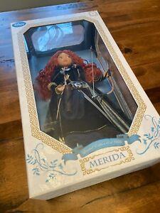 """Brave"" 17"" Limited Edition Princess Merida Doll - Disney Store Exclusive"