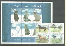 Persia/ Domestic & farm Animals   stamps   MNH   T-11