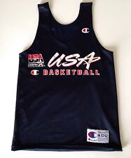 Dream Team USA basketball Champion tank-top practice jersey youth Size M (10-12)