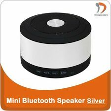 iPhone Android Enceinte Speaker Spreker Portable Bluetooth 3.0 Silver