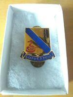 14th Cavalry Regiment Crest DI DUI D22