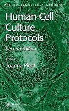 Human Cell Culture Protocols (Methods in Molecular Medicine)-ExLibrary