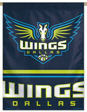 Rare WNBA DALLAS WINGS Official Premium Team Theme WALL BANNER