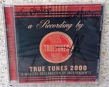 Various Artists. True Tunes 2000 (AUTOGRAPHED X 2)