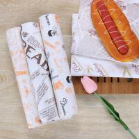 öl - beweis wachspapier hamburger packging greaseproof lebensmittel - tasche