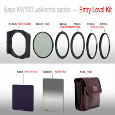 kase k100 wolverine series entry-level kit(holder+S GND+ND+HARD CASE)