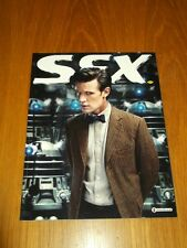 SFX #226 OCTOBER 2012 US MAGAZINE DOCTOR WHO THE WALKING DEAD CVR A