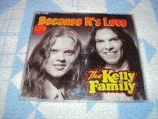 The Kelly Family    It'S Love  Maxi-Single