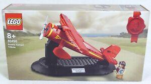 LEGO Amelia Earhart Tribute (40450) Promotional set BNIB