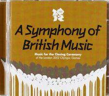 SYMPHONY OF BRITISH MUSIC - Various Artists [Rock/Pop/Soundtrack] 2 CD Set