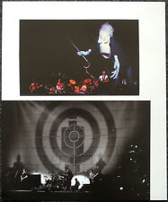 PINK FLOYD POSTER PAGE 1980 THE WALL EARLS COURT GILMOUR WATERS MASON .R66