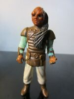 Kenner Star Wars Weequay Loose Original Vintage ROTJ 1983~