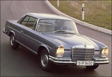 1970 Mercedes Benz 280 SE Coupe, Refrigerator Magnet, 40 MIL
