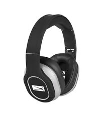 Altec Lansing MZX656-BLK Foldable Headphones, Black  SEALED NEW Free Shipping