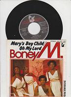 """7"""" BONEY M. <<   Mary´s Boy Child"""