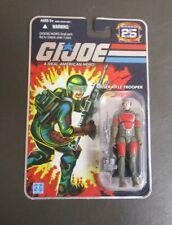 Sgt. Flash Laser Rifle Trooper G.I. Joe Cobra 25th Anniversary Moc Foil