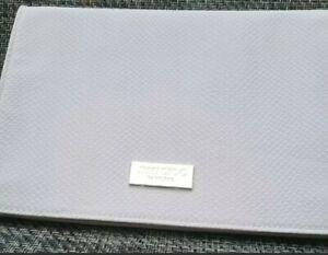 Jimmy Choo Parfums Cosmetic Bag Clutch Pouchette Brand New Perfume Gift Item!!!