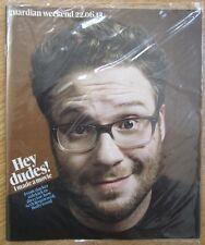 Seth Rogan - Guardian Weekend Magazine – 22 June 2013