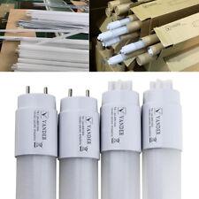 4PCS 18W T8 LED Tube Lamp 4ft Fixture Fluorescent G13 Tube Bulb Light AC100-220V