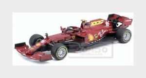 Ferrari F1 Sf1000 Toscana 1000Th Gp 2020 Leclerc BURAGO 1:43 BU36823L-MUG-BOX43