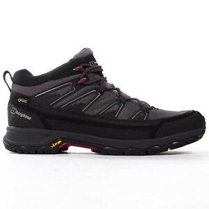 Berghaus Explorer Active Mid Gore-Tex Mens Outdoor Walking Hiking Boot Black