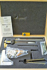 "Messzeugsatz 7 pezzi incl. digitale calibro di ""Mahr"" Marcal 16 EW ip65"