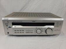 Sony STR-DE445 Silver Digital Cinema Sound Stereo Receiver TESTED  EB-2617