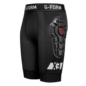 G-FORM PRO-X3 Bike Liner Padded Shorts Youth Kids Cycling Bmx Mtb Dh Protective
