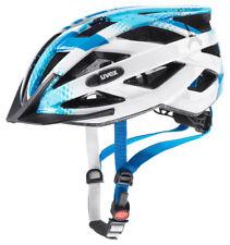 Uvex Fahrrad Rad-Helm Fahrradhelm Air Wing blue-white 52-57 cm 2018