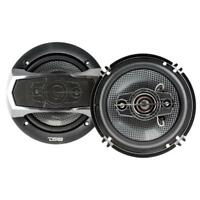"""DS18 SLC-N65X 6.5"""" 4 Way Car Stereo Speakers 400W Max 4 ohm Coaxials (Set of 2)"""