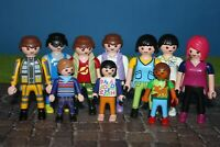 Playmobil Citywelt  Figuren SET XXX4
