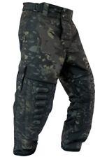 Valken Zulu Pro Paintball Pants Black Camo 2X