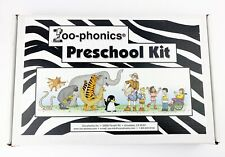 "Zoo-phonics ""The Preschool Kit� Incomplete, Great Condition Items"