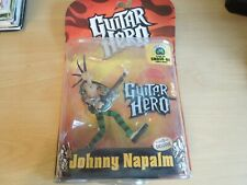 Guitar Hero Action Figures -  Johnny Napalm