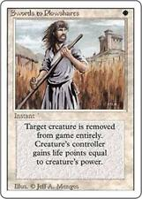 SWORDS TO PLOWSHARES Revised Edition MTG White Instant Unc