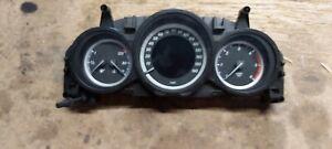 Mercedes Benz C Class W204 C220 CDI Manual 2011 Speedometer Cluster A2049004308